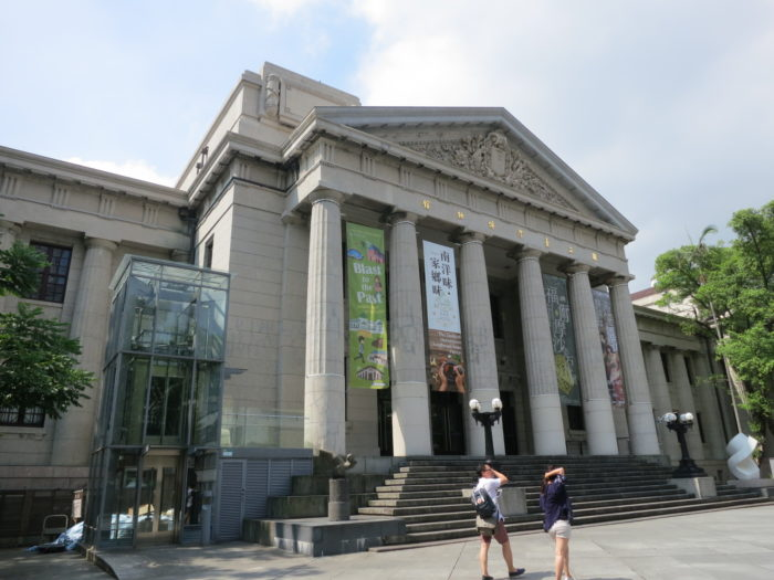 国立台湾博物館本館