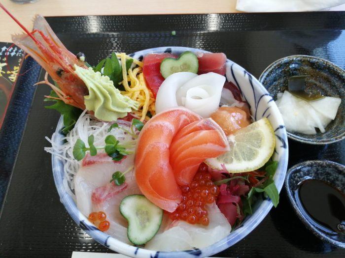 海幸の海鮮丼